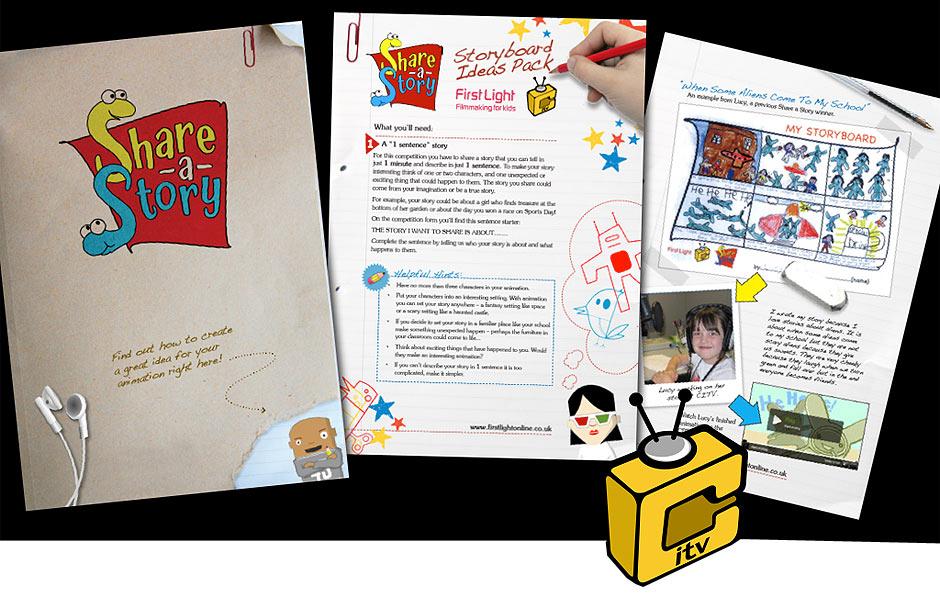 CITV Share a Story Pack
