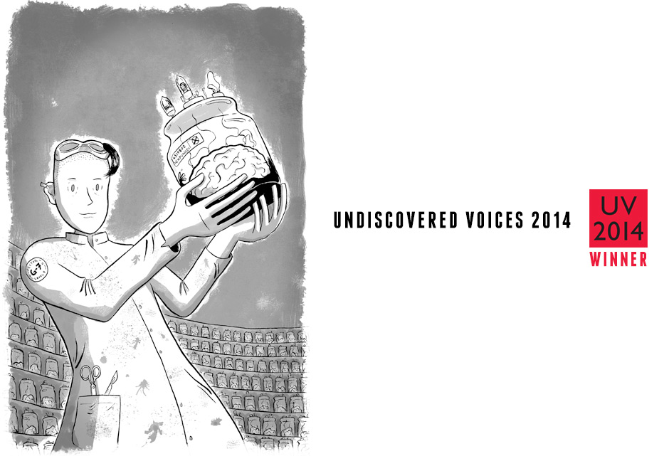 Undiscovered Voices 2014 Winner